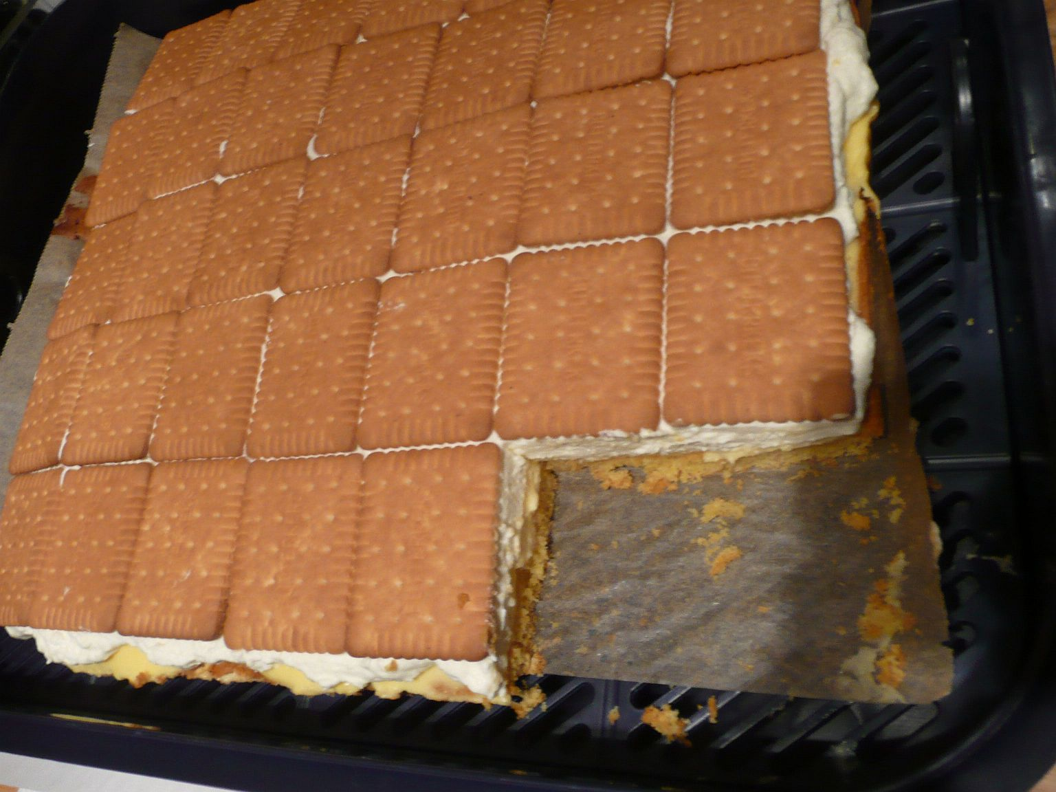 Kekskuchen Doof Mars