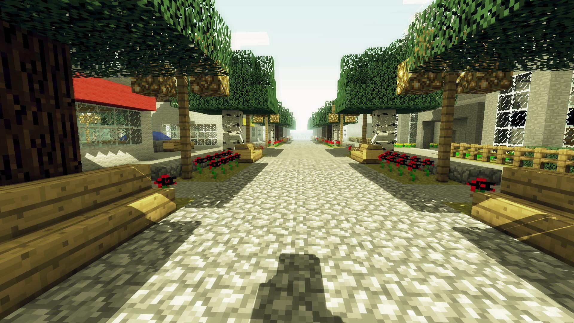 Minecraft unbelievable shaders doof mars - Minecraft bilder ...